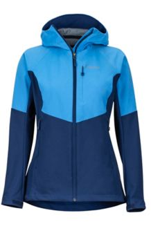 Women's ROM Jacket, Lakeside/Arctic Navy, medium