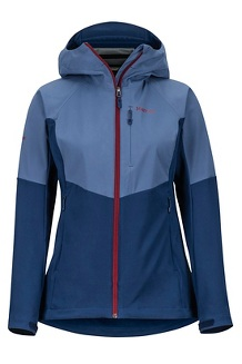 Women's ROM Jacket, Arctic Navy/Storm, medium