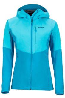 Wm's ROM Jacket, Bluebird/Oceanic, medium