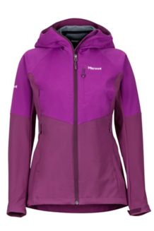 Women's ROM Jacket, Grape/Dark Purple, medium