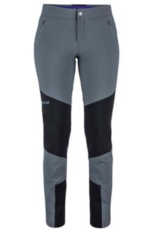 Wm's Pillar Pant, Steel Onyx/Black, medium