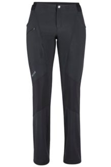 Women's Scrambler Pants - Short, Black, medium