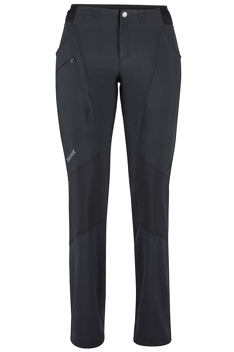 Wm's Scrambler Pant, Black, large