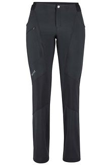 Women's Scrambler Pants, Black, medium