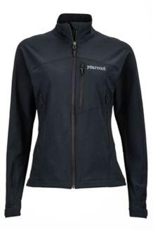 Wm's Estes Jacket, Black, medium