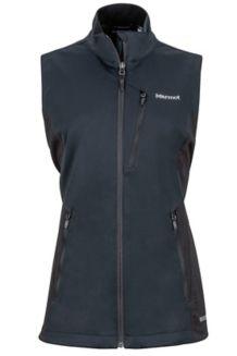 Wm's Leadville Vest, Black, medium