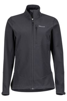 Wm's Estes II Jacket, Black, medium