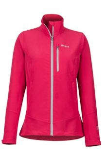 Women's Estes II Jacket, Disco Pink, medium
