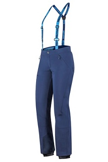 Women's Pro Tour Snow Pants, Arctic Navy, medium