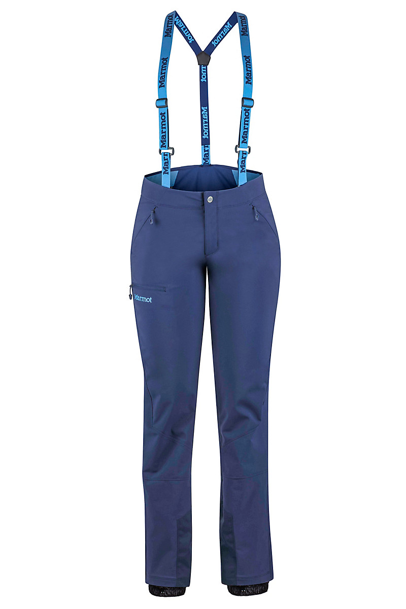 52fffaf3 Women's Pro Tour Snow Pants, Arctic Navy, large
