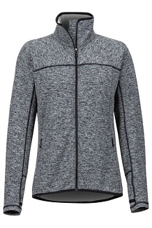 Women's Mescalito 2.0 Fleece Jacket, Black, medium