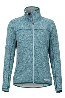 Women's Mescalito 2.0 Fleece Jacket, Deep Teal, medium