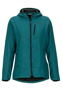 Women's Alpha 60 Jacket, Deep Teal, medium
