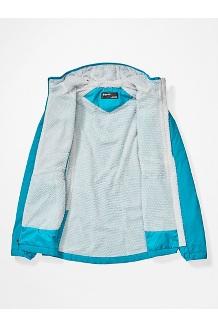 Women's Alpha 60 Jacket, Enamel Blue, medium