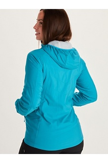 Women's Alpha 60 Jacket, Enamel Blue, medium