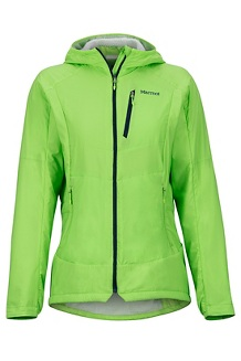 Women's Alpha 60 Jacket, Vibrant Green, medium