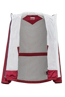 Women's Alpha 60 Jacket, Claret, medium
