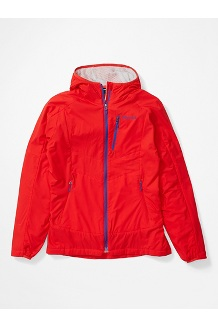 Women's Alpha 60 Jacket, Victory Red, medium
