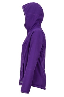 Women's Zenyatta Jacket, Acai, medium