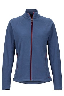 Women's Rocklin Full-Zip Jacket, Storm, medium