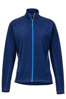 Wm's Rocklin Full Zip Jacket, Arctic Navy, medium