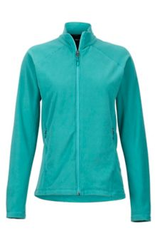 Wm's Rocklin Full Zip Jacket, Patina Green, medium