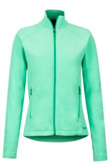 Women's Rocklin Full Zip Jacket, Double Mint, medium