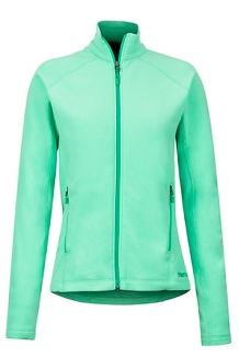Women's Rocklin Full-Zip Jacket, Double Mint, medium