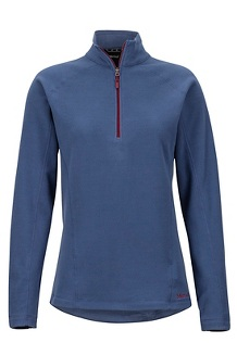 Women's Rocklin 1/2-Zip, Storm, medium