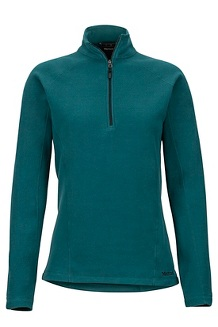 Women's Rocklin 1/2-Zip, Deep Teal, medium