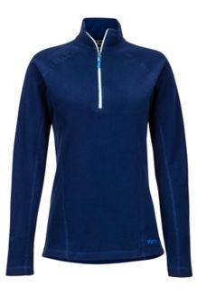 Wm's Rocklin 1/2 Zip, Arctic Navy, medium