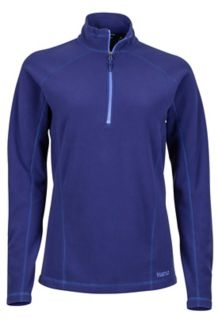 Wm's Rocklin 1/2 Zip, Deep Dusk, medium