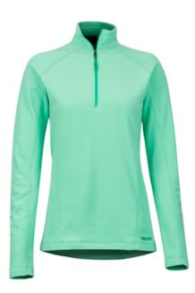 Women's Rocklin 1/2 Zip, Double Mint, medium