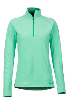 Women's Rocklin 1/2-Zip, Double Mint, medium