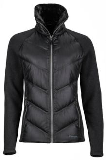 Wm's Thea Jacket, Black, medium