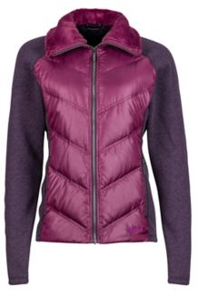 Wm's Thea Jacket, Nightshade/Red Grape, medium
