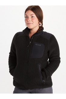 Women's Wiley Jacket, Black, medium