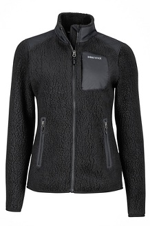 Wm's Wiley Jacket, Black, medium