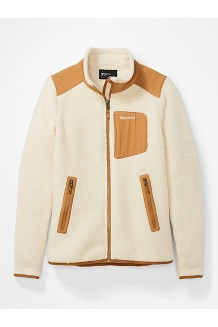 Women's Wiley Jacket, Cream/Scotch, medium