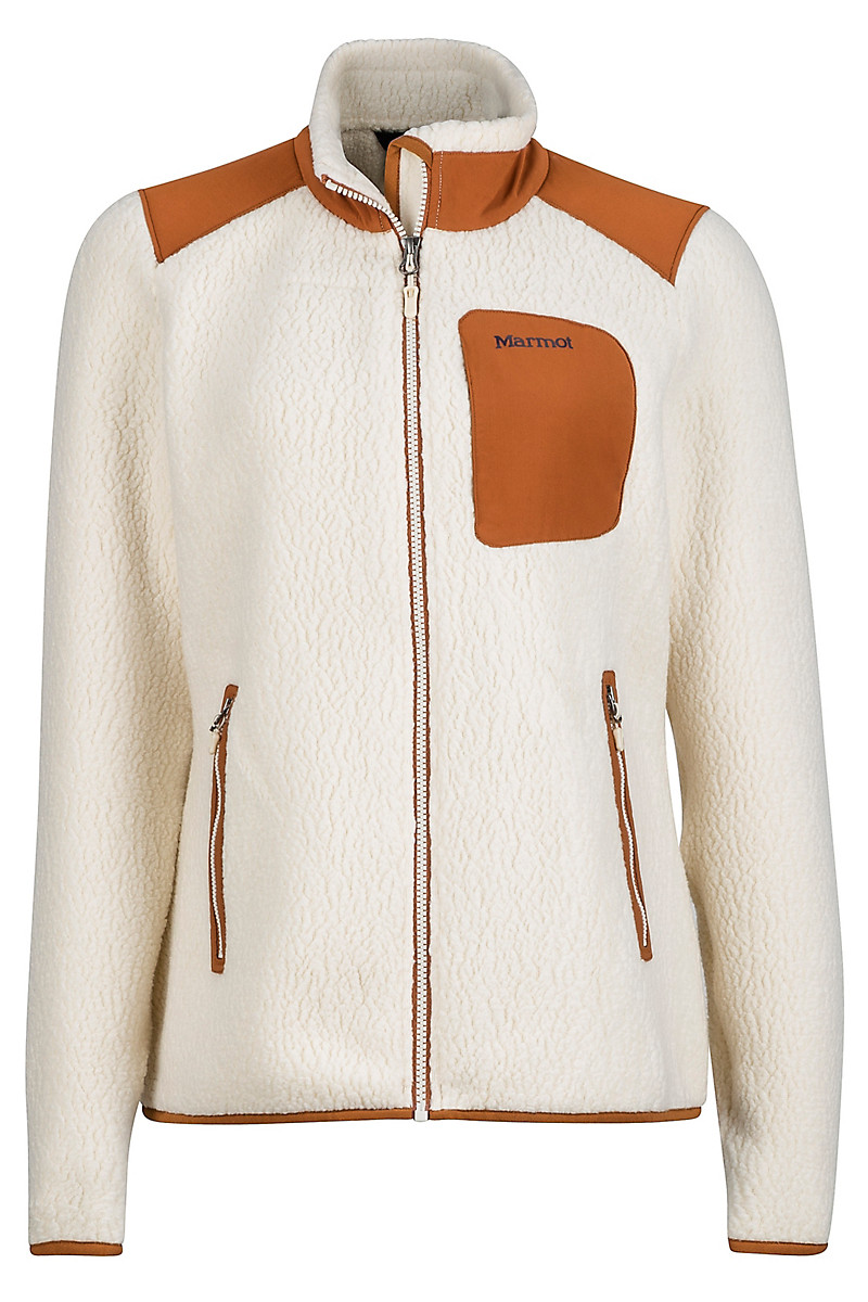 Marmot Damen Jacke Stretch Fleece