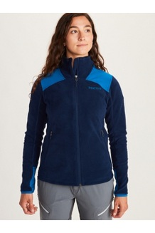Women's Flashpoint Jacket, Arctic Navy/Classic Blue, medium