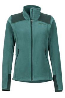 Wm's Flashpoint Jacket, Mallard Green/Dark Spruce, medium