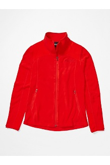 Women's Flashpoint Jacket, Victory Red, medium