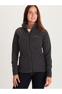 Women's Pisgah Fleece Jacket, Pink Lemonade, medium
