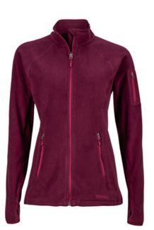 Wm's Flashpoint Jacket, Dark Purple, medium