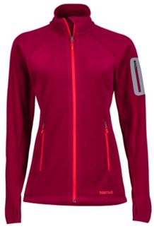 Wm's Flashpoint Jacket, Red Dahlia, medium