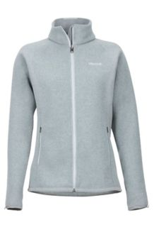 Wm's Torla Jacket, Grey Storm, medium