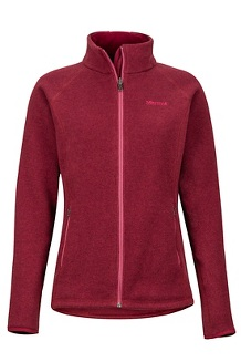 Women's Torla Jacket, Claret, medium