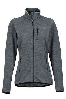 Women's Preon Jacket, Black, medium