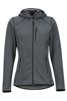 Women's Preon Hoody, Black, medium